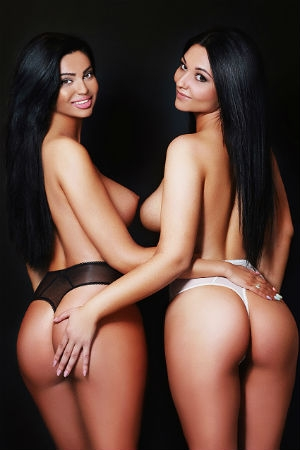 Roma & Agata, South Kensington, London, duo escorts