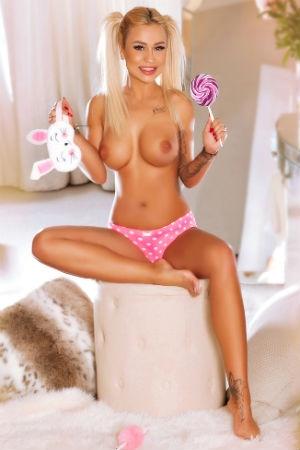 Busty girl available in Movida Escorts
