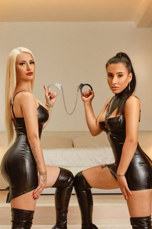 BDSM duo available in Edgware Road